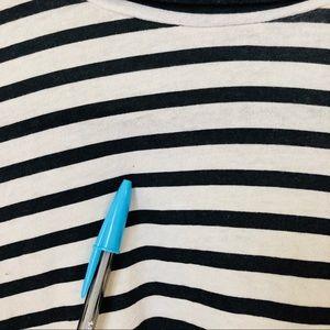 J. Crew Tops - J. Crew• Stripe Turtle Neck Long Sleeve